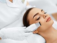 Ultrazvučno dubinsko čišćenje lica
